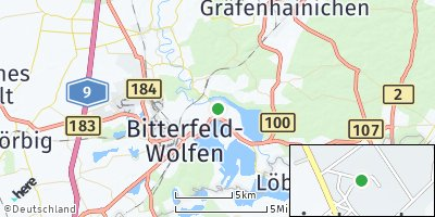 Google Map of Friedersdorf