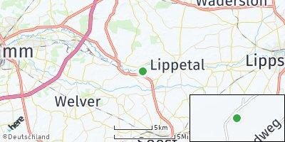 Google Map of Lippetal
