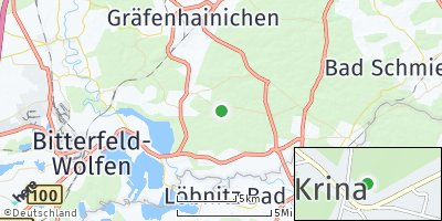 Google Map of Krina