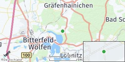 Google Map of Schlaitz