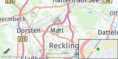Google Map of Marl