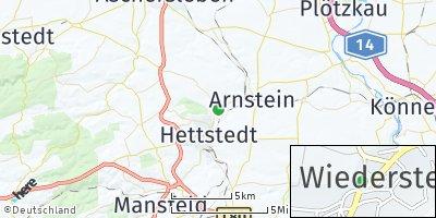 Google Map of Wiederstedt