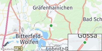 Google Map of Gossa