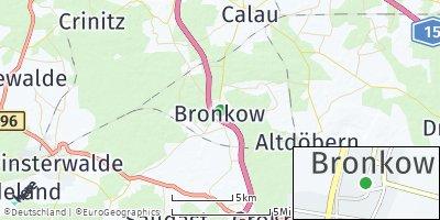 Google Map of Bronkow