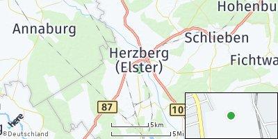 Google Map of Herzberg