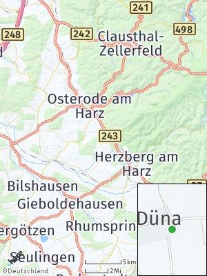 Here Map of Düna