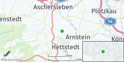 Google Map of Arnstedt