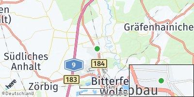 Google Map of Bobbau