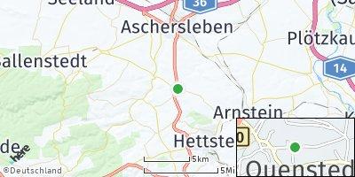 Google Map of Quenstedt