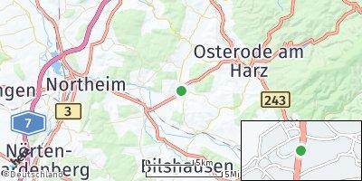 Google Map of Dorste