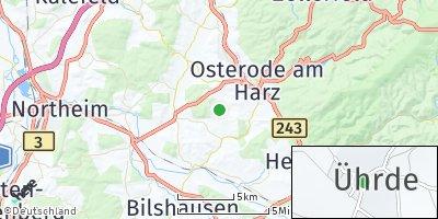 Google Map of Ührde