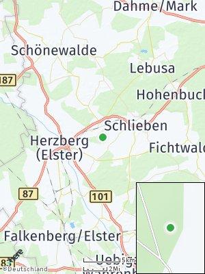 Here Map of Kremitzaue