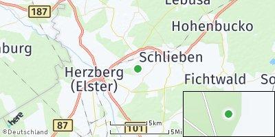 Google Map of Kremitzaue