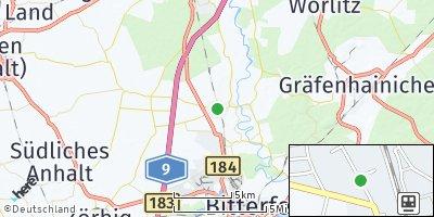 Google Map of Raguhn