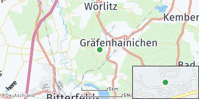 Google Map of Zschornewitz