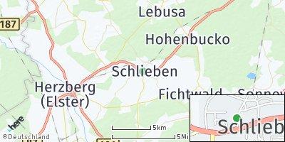 Google Map of Schlieben
