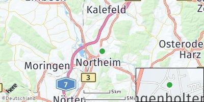 Google Map of Langenholtensen