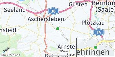 Google Map of Mehringen