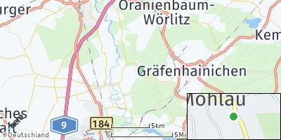 Google Map of Möhlau