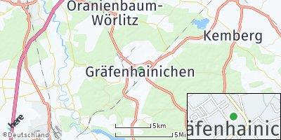 Google Map of Gräfenhainichen
