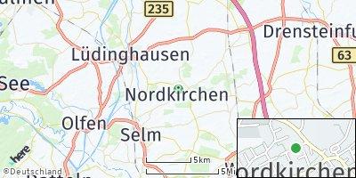 Google Map of Nordkirchen