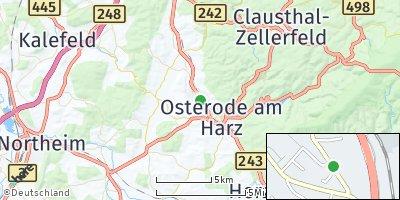 Google Map of Lasfelde