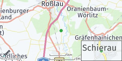 Google Map of Schierau
