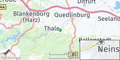Google Map of Neinstedt