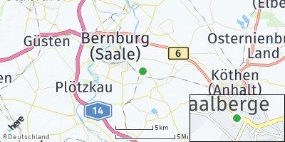 Google Map of Baalberge