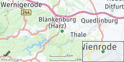 Google Map of Wienrode