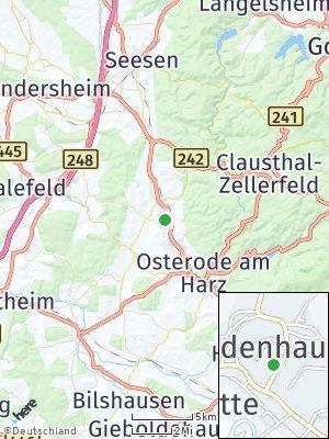Here Map of Badenhausen