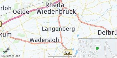 Google Map of Langenberg