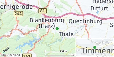 Google Map of Timmenrode