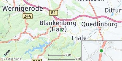 Google Map of Cattenstedt