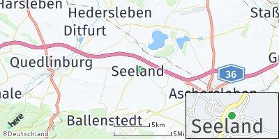 Google Map of Hoym