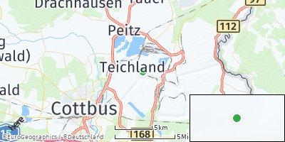 Google Map of Teichland
