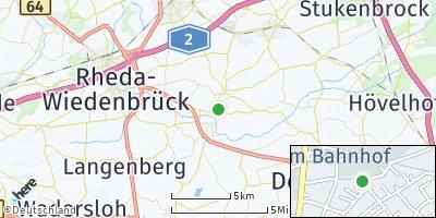 Google Map of Rietberg