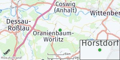 Google Map of Horstdorf