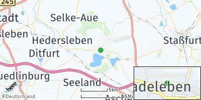 Google Map of Schadeleben
