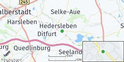 Google Map of Hausneindorf