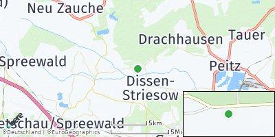 Google Map of Schmogrow-Fehrow