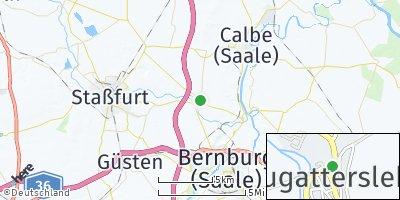 Google Map of Neugattersleben