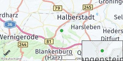 Google Map of Langenstein