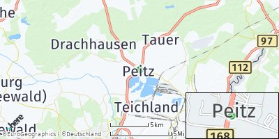 Google Map of Peitz