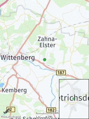 Here Map of Dietrichsdorf