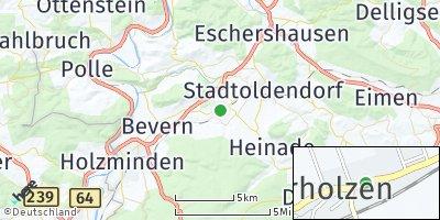 Google Map of Arholzen