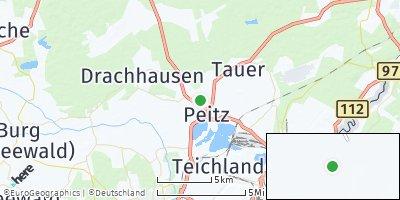 Google Map of Turnow-Preilack