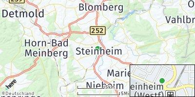 Google Map of Steinheim