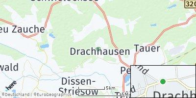 Google Map of Drachhausen