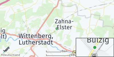 Google Map of Bülzig